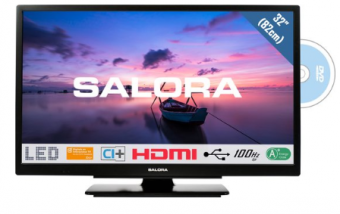 Salora 6500 series 32HDB6505 tv 81,3 cm (32'') HD Zwart