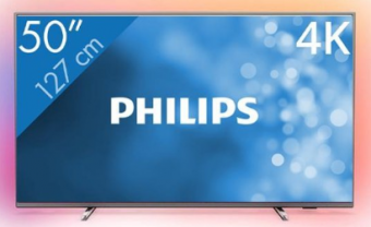 Philips 50PUS6754 - 4K TV