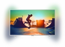 Philips Ultraslanke FHD LED-TV met Android TV 32PFS6402/12 zilver