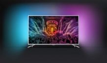 Philips Ultraslanke 4K TV 49PUS6561