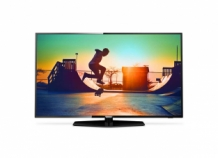 Philips Ultraslanke 4K Smart LED-TV 50PUS6162/12 zwart
