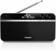 z Philips DAB+ Radio AE5250