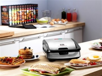 Tefal MultiSnack apparaat SW854D16