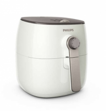 Philips Viva Collection Airfryer TurboStar, Heteluchtfriteuse, Wit, 1425 W, 0, 8 kg  HD9622/20